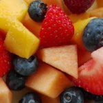 Salada de Frutas com Tapioca Granulada