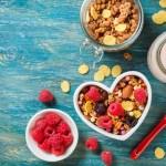 05 opções de granolas sem açúcar!
