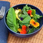 Inspirações de pratos usando flores comestíveis