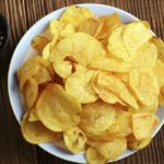 Batata Chips Saudável