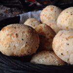 Pão de Queijo com Chia