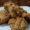 Biscoito de aveia, banana, maçã e coco
